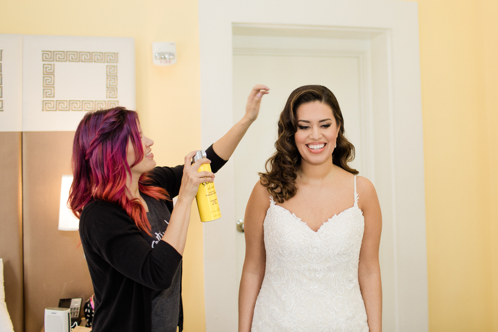 Bridal Hairstyling (Sept. 21 - Oct. 21)