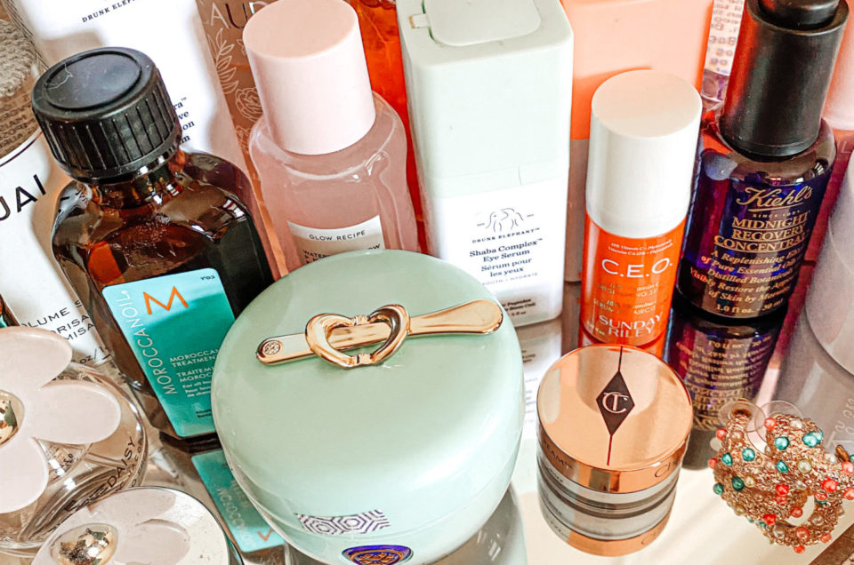 Ana B's 12 Favorite Skin Care Products to Bump Up Your Routine!