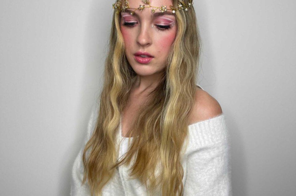 How To: Fairy Goddess Halloween Look